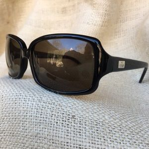 Fendi  Black Sunglasses with Case